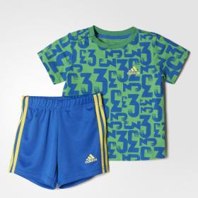 Комплект: футболка и шорты Country Summer K BK3007