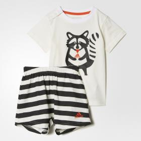 Комплект: футболка и шорты Summer Fun K BK3008
