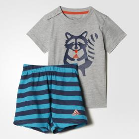 Комплект: футболка и шорты Summer Fun K BK3009