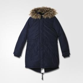 Парка Hooded Outdoor W BK5833