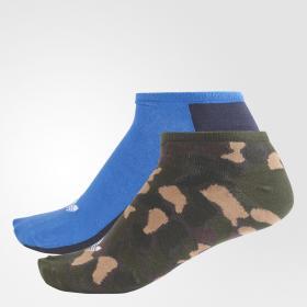 Две пары носков Trefoil Liner BK5838
