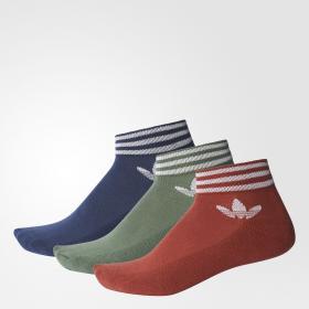 Три пары носков Trefoil BK5842
