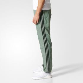 Трикотажные брюки ESS 3S PANT WVN M BK7378