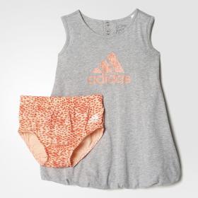 Комплект: платье и шорты Summer K BP5315