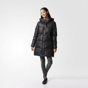 Утепленное пальто A-Line W BP6537