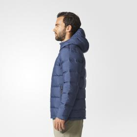Пуховик Helionic Hooded M BQ1998