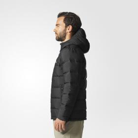 Пуховик Helionic Hooded M BQ2001