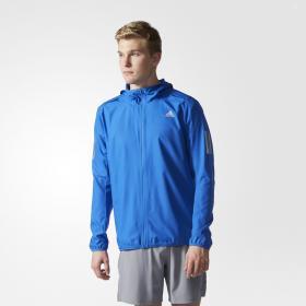 Куртка для бега Response Hooded M BQ2149