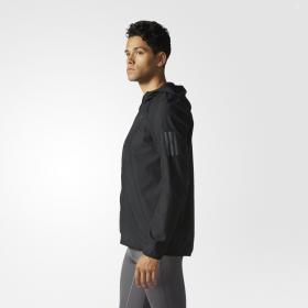 Куртка для бега Response Hooded M BQ2152