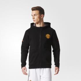 Худи Манчестер Юнайтед Anthem Squad M BQ2234