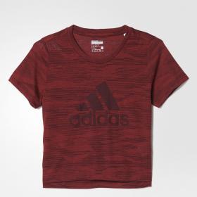 Футболка детская YG AEROKNIT TEE Adidas