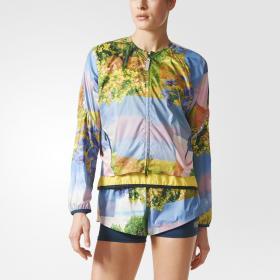 Куртка для бега adizero Nature Print W BQ8262