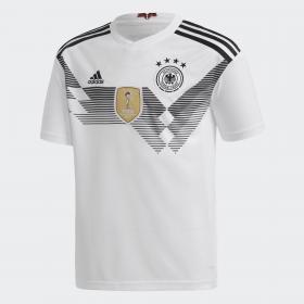 Домашняя игровая футболка сборной Германии K BQ8460