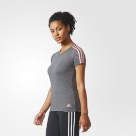 Футболка Essentials 3-Stripes W BR2454