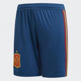 Домашние игровые шорты сборной Испании