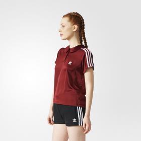 Футболка-поло 3-Stripes W BR4558