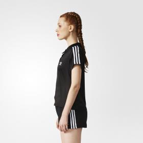 Футболка-поло 3-Stripes W BR4564