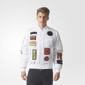Утепленная куртка-бомбер Logo M BR7149