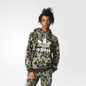 Худи Camouflage Trefoil M BS4952