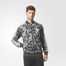 Олимпийка Camouflage SST M BS4959