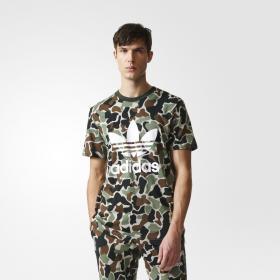 Футболка Camouflage Trefoil M BS4973