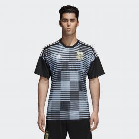 Домашняя предматчевая футболка сборной Аргентины M CF1546