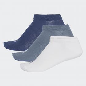 Три пары носков Performance No-Show CF7370