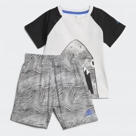 Комплект: футболка и шорты Summer Fun K CF7423