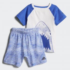 Комплект: футболка и шорты Summer Fun K CF7424