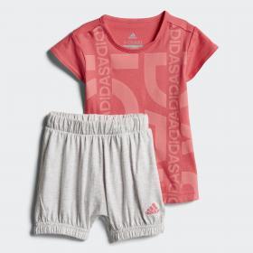 Комплект: футболка и шорты Mini Me ID K CF7433
