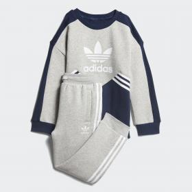 Комплект: джемпер и брюки Fleece K CY3483