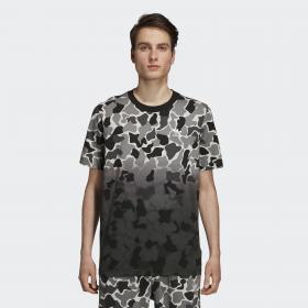 Футболка Camouflage Dip-Dyed