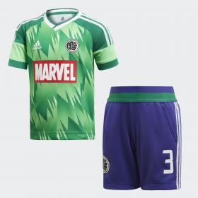 Футбольный комплект Marvel Hulk