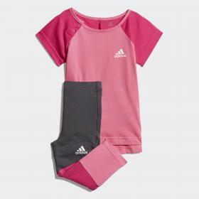 Комплект: футболка и леггинсы Mini Me Tight