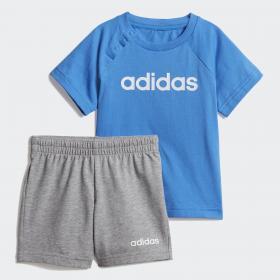 Комплект: футболка и шорты Linear Summer