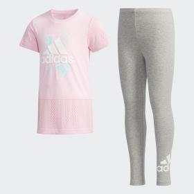 Комплект: футболка и леггинсы Tee-and-Tights