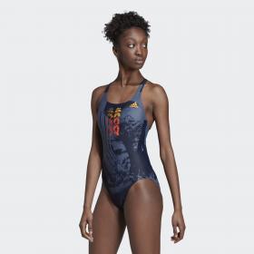 Слитный купальник Adidas Graphic Fitness