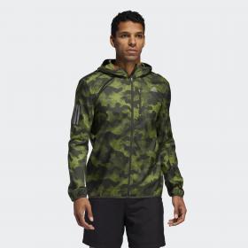 Куртка для бега Own the Run Camouflage