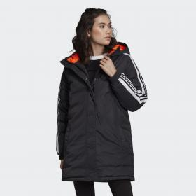 Утепленная куртка Long