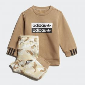 Комплект: джемпер и брюки R.Y.V Camouflage