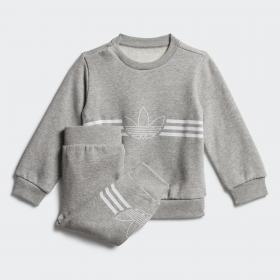 Комплект: джемпер и брюки Outline