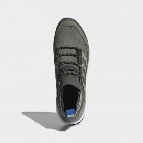Кроссовки для хайкинга Terrex Free Hiker Bluesign