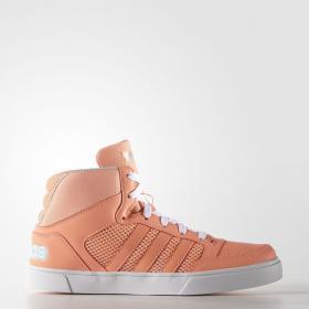 Кроссовки высокие Womens Hoops Vulc Mid W Adidas