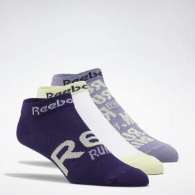 Носки Run Club, 3 пары FL5472