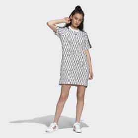 Платье-футболка adidas