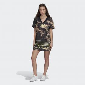 Платье Allover Print