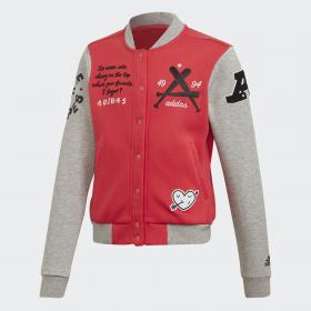 Куртка-бомбер Collegiate
