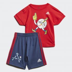 Комплект: футболка и шорты Character
