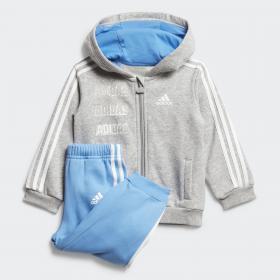 Флисовый комплект: толстовка и брюки