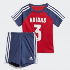 Комплект: футболка и шорты Sport